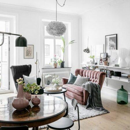 Thiết kế nội thất phong cách Scandinavian – Xu hướng hiện đại
