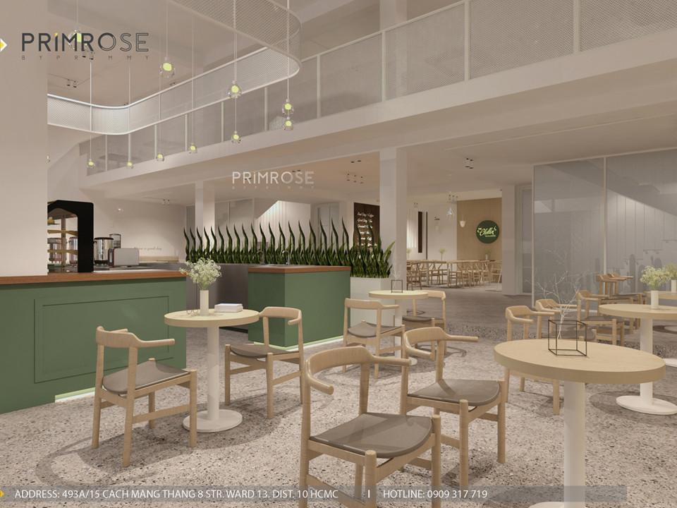 Thiết kế quán The Chillin Tea & Coffee 750m2 tại Bà Rịa, Vũng Tàu thiet ke quan cafe hien dai 12
