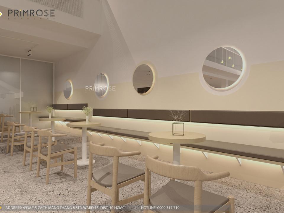 Thiết kế quán The Chillin Tea & Coffee 750m2 tại Bà Rịa, Vũng Tàu thiet ke quan cafe hien dai 13