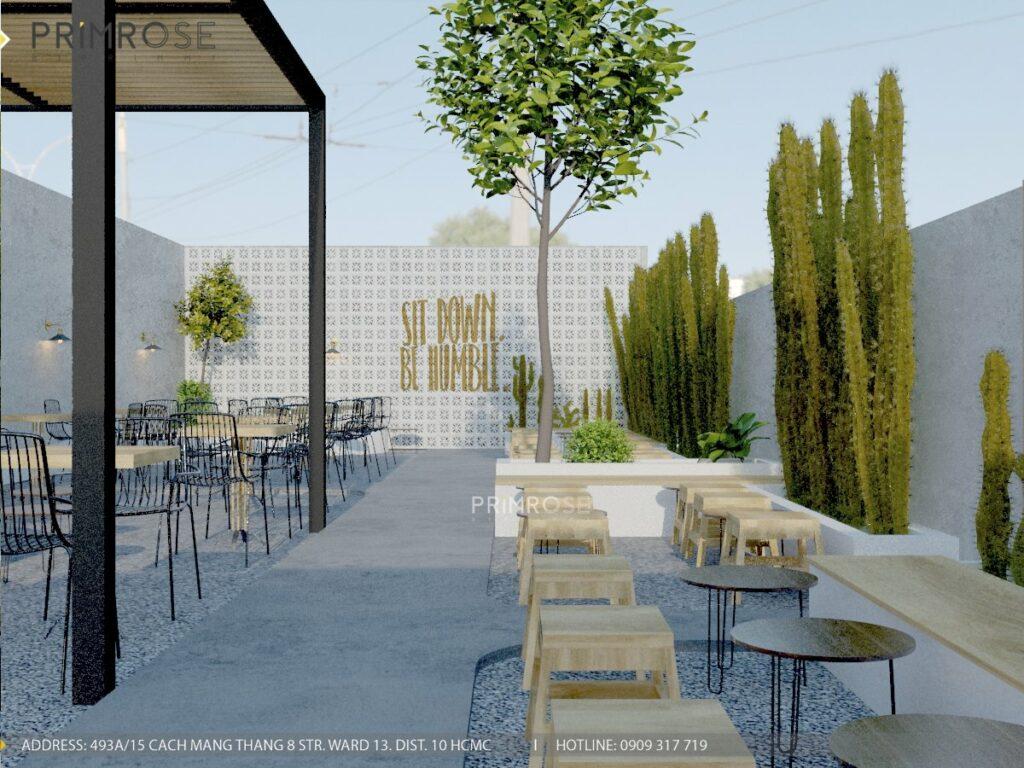 Thiết kế quán cafe Lounge Smile 700m2 thiet ke quan cafe hien dai 16 1