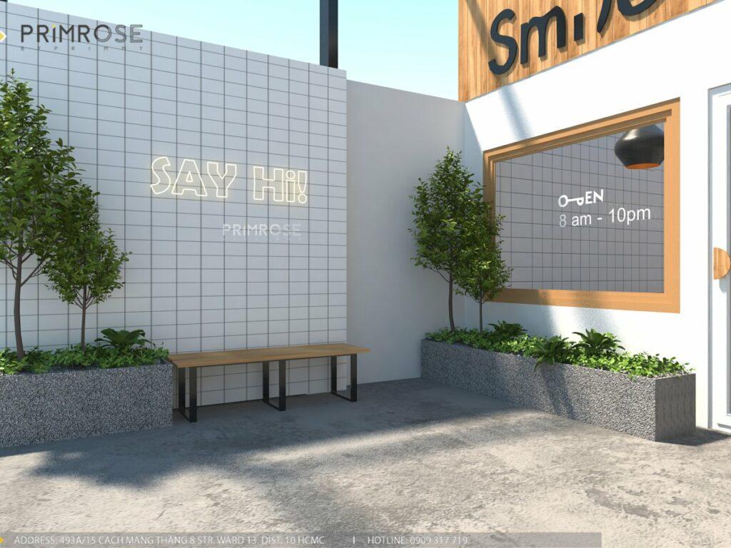 Thiết kế quán cafe Lounge Smile 700m2 thiet ke quan cafe hien dai 17 1