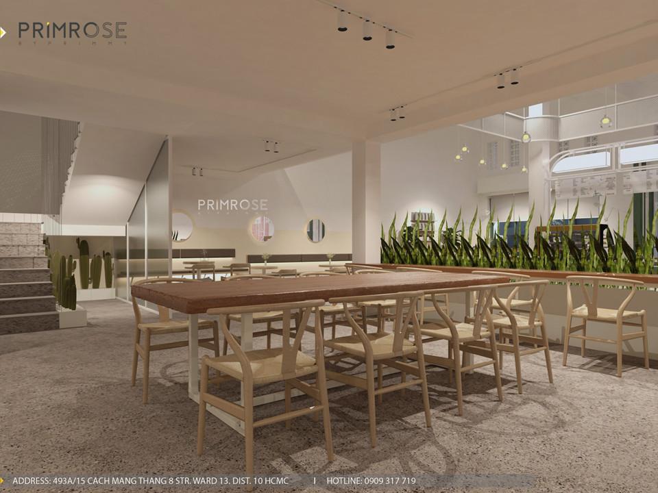 Thiết kế quán The Chillin Tea & Coffee 750m2 tại Bà Rịa, Vũng Tàu thiet ke quan cafe hien dai 19