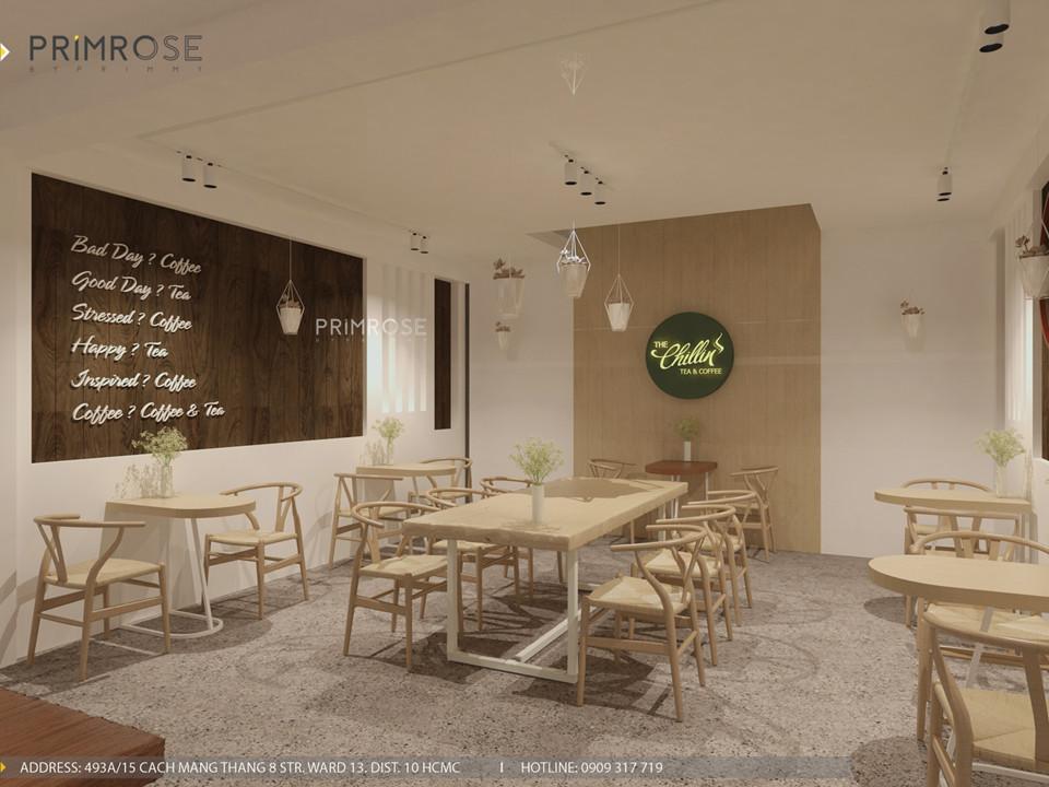 Thiết kế quán The Chillin Tea & Coffee 750m2 tại Bà Rịa, Vũng Tàu thiet ke quan cafe hien dai 20