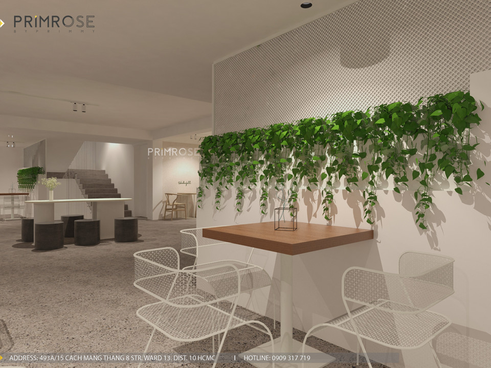 Thiết kế quán The Chillin Tea & Coffee 750m2 tại Bà Rịa, Vũng Tàu thiet ke quan cafe hien dai 28