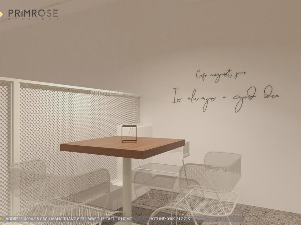 Thiết kế quán The Chillin Tea & Coffee 750m2 tại Bà Rịa, Vũng Tàu thiet ke quan cafe hien dai 29