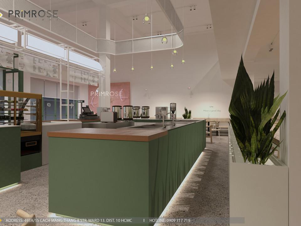 Thiết kế quán The Chillin Tea & Coffee 750m2 tại Bà Rịa, Vũng Tàu thiet ke quan cafe hien dai 9