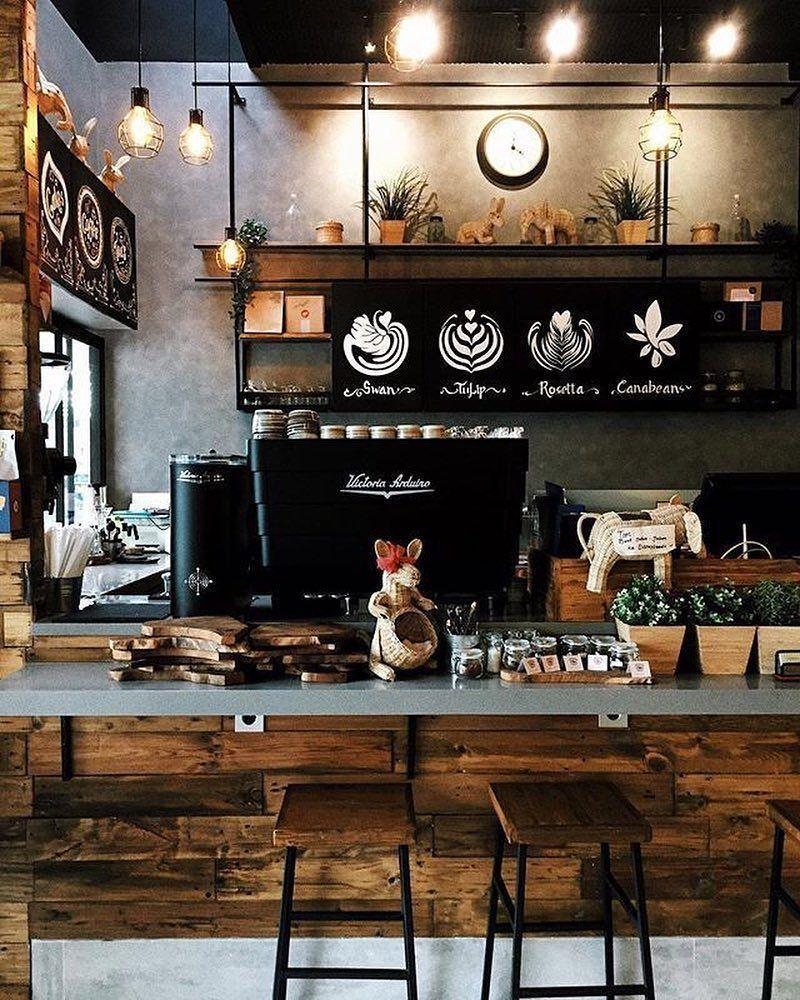 Thiết kế quán cafe phong cách Retro - Nét đẹp vượt thời gian thiet ke quan cafe phong cach Retro 1