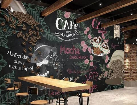 Thiết kế quán cafe phong cách Retro - Nét đẹp vượt thời gian thiet ke quan cafe phong cach Retro 10