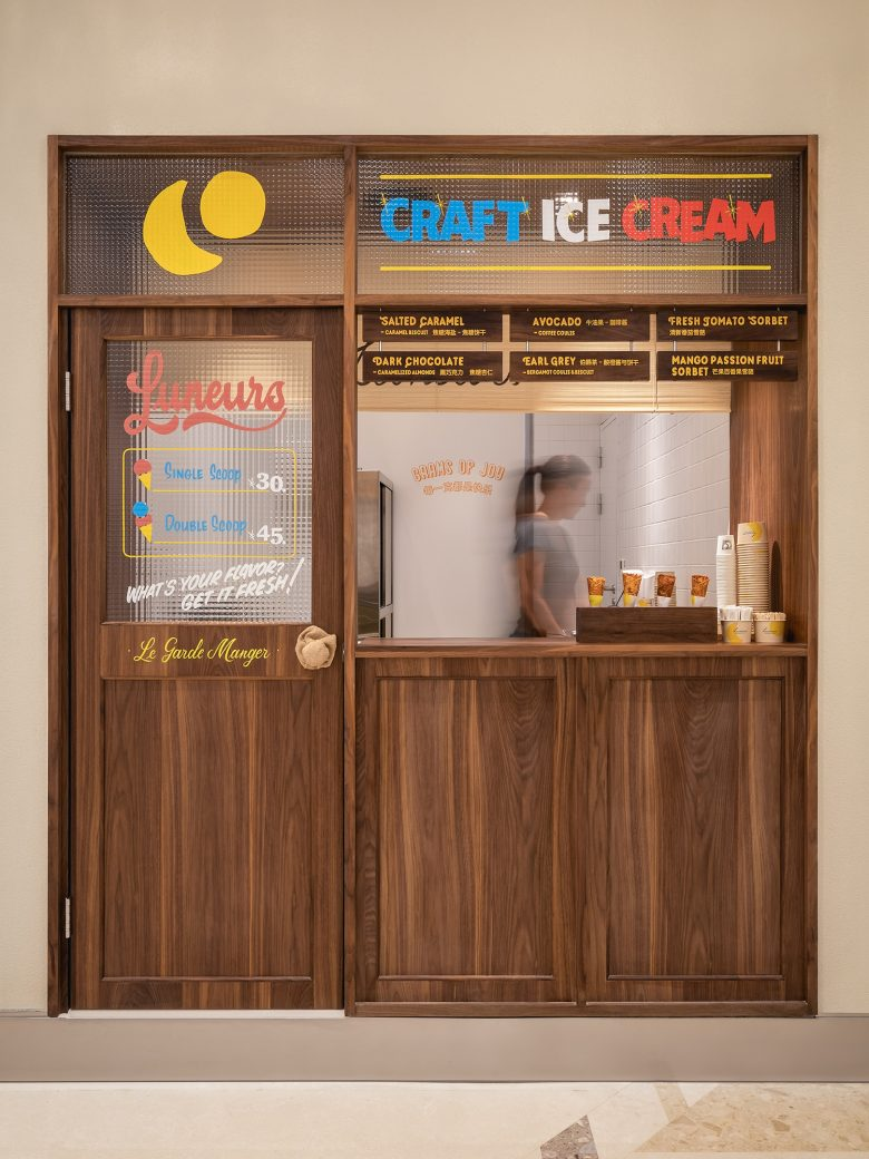 Không gian nhà hàng phá cách với phong cách nội thất TROPICAL thiet ke nha hnag phong cach nhiet doi 9