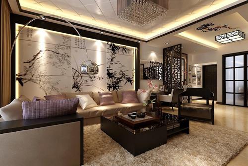 Thiết kế nội thất căn hộ phong cách Indochine - Mang vẻ đẹp hoài cổ thiet ke noi that can ho phong cach INDOCHINE 1