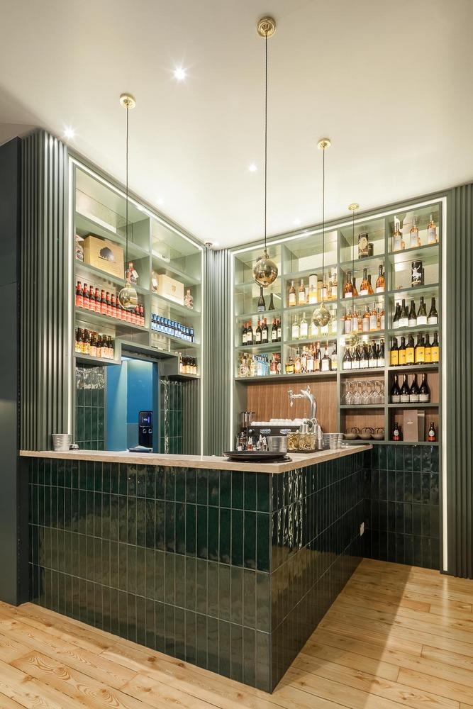 Thiết kế nội thất nhà hàng - Yếu tố giúp chủ đầu tư kinh doanh thành công thiet ke noi that nha hang hien dai 2