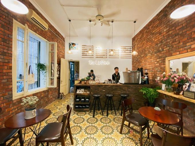 Quán cafe phong cách Indochine - Gợi nhớ hoài niệm không gian xưa thiet ke quan cafe phong cach Dong Duong 3