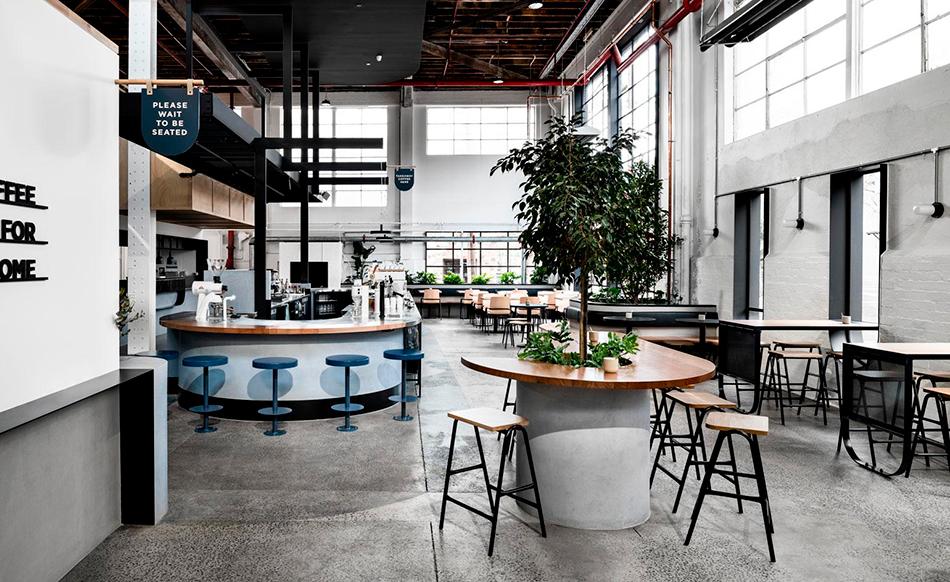 Setup quán cafe - Giải pháp nâng cao hiệu quả kinh doanh setup quan cafe 2