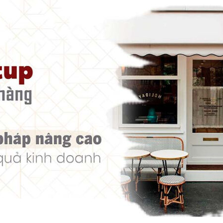 Setup quán cafe – Giải pháp nâng cao hiệu quả kinh doanh