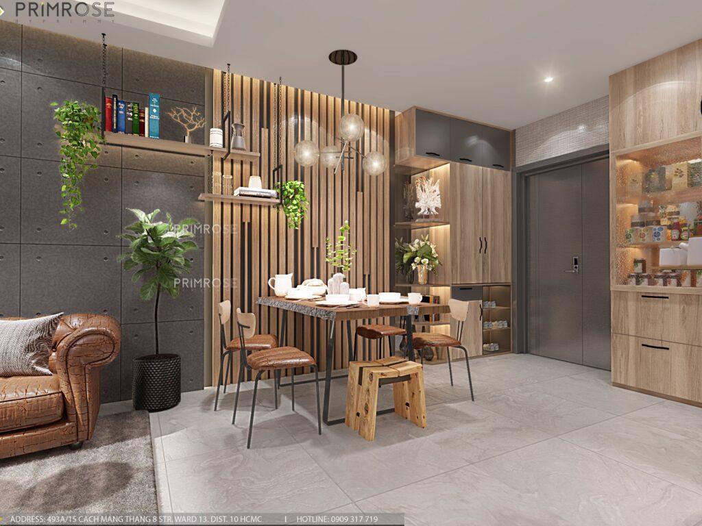 Thiết kế nội thất căn hộ Lavida Plus 77m2 thiet ke can ho 2phong ngu 12