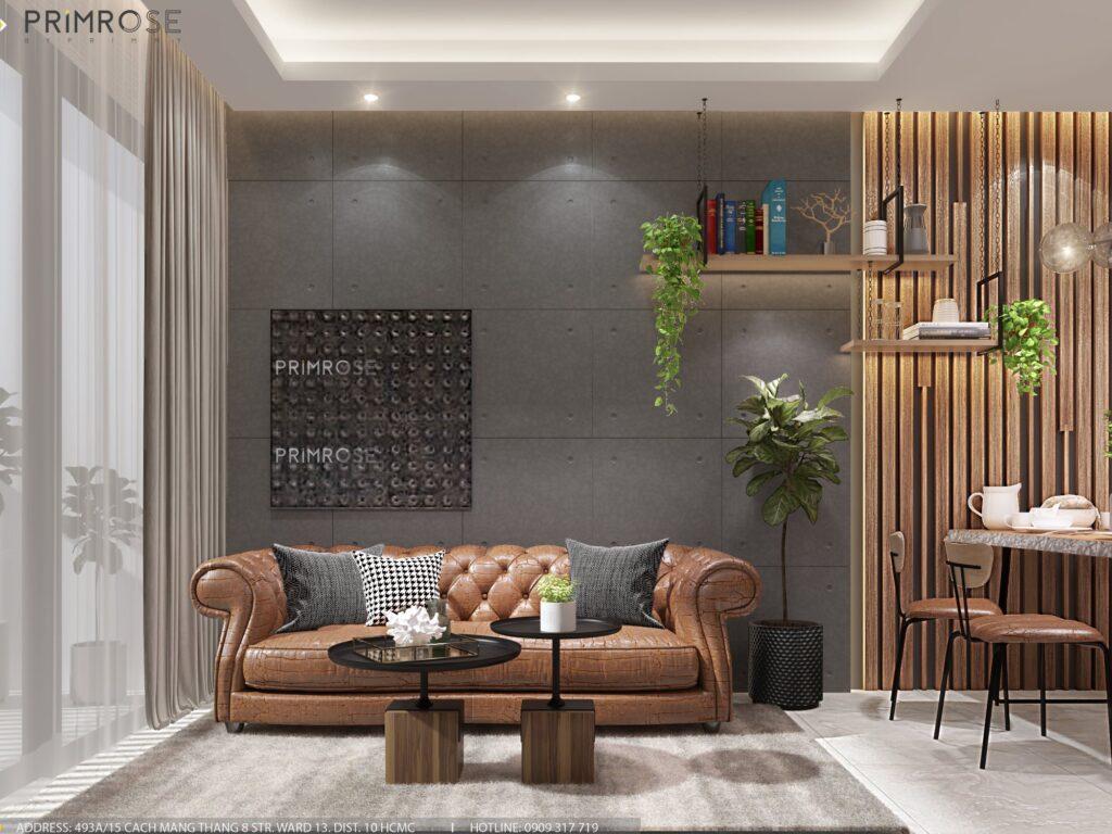 Thiết kế nội thất căn hộ Lavida Plus 77m2 thiet ke can ho 2phong ngu 5