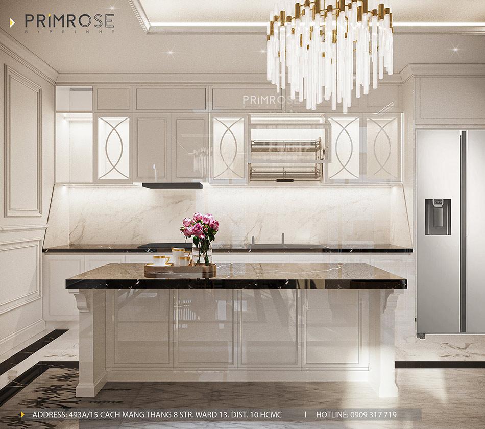 Mẫu thiết kế nội thất Empire City sang trọng & hiện đại thiet ke noi that can ho DUPLEX 2 phong ngu 10