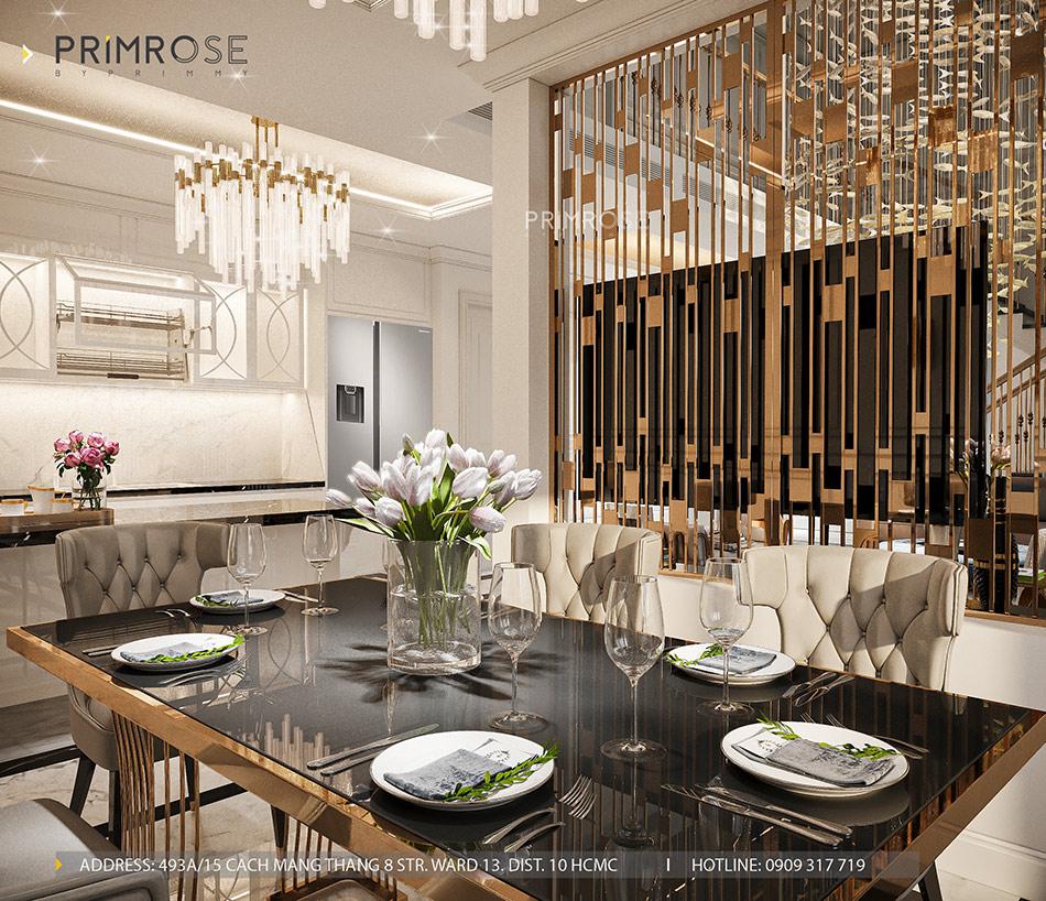 Mẫu thiết kế nội thất Empire City sang trọng & hiện đại thiet ke noi that can ho DUPLEX 2 phong ngu 11