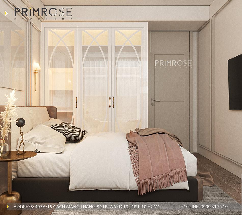 Mẫu thiết kế nội thất Empire City sang trọng & hiện đại thiet ke noi that can ho DUPLEX 2 phong ngu 16
