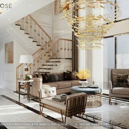 Mẫu thiết kế nội thất Empire City sang trọng & hiện đại