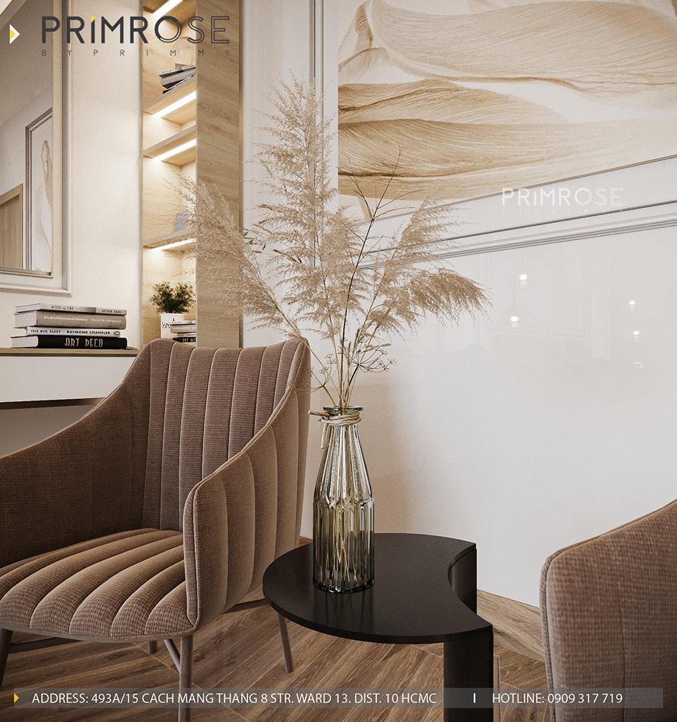 Mẫu thiết kế nội thất Empire City sang trọng & hiện đại thiet ke noi that can ho DUPLEX 2 phong ngu 9