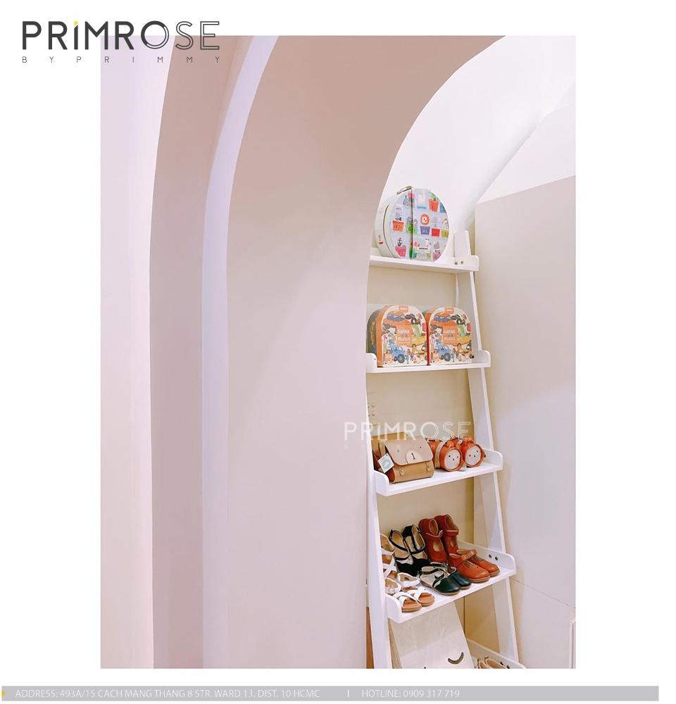 Thiết kế shop thời trang M.Mây Closet thiet ke shop thoi trang 1