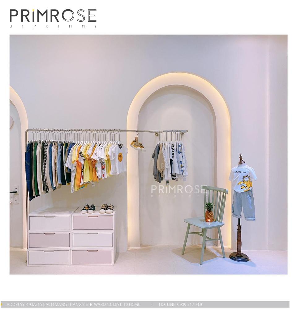 Thiết kế shop thời trang M.Mây Closet thiet ke shop thoi trang 2