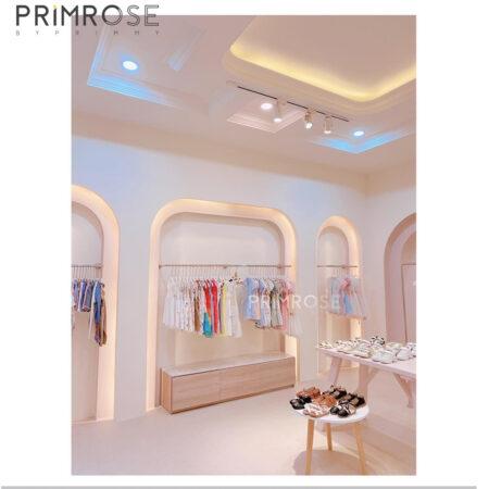 Thiết kế shop thời trang M.Mây Closet