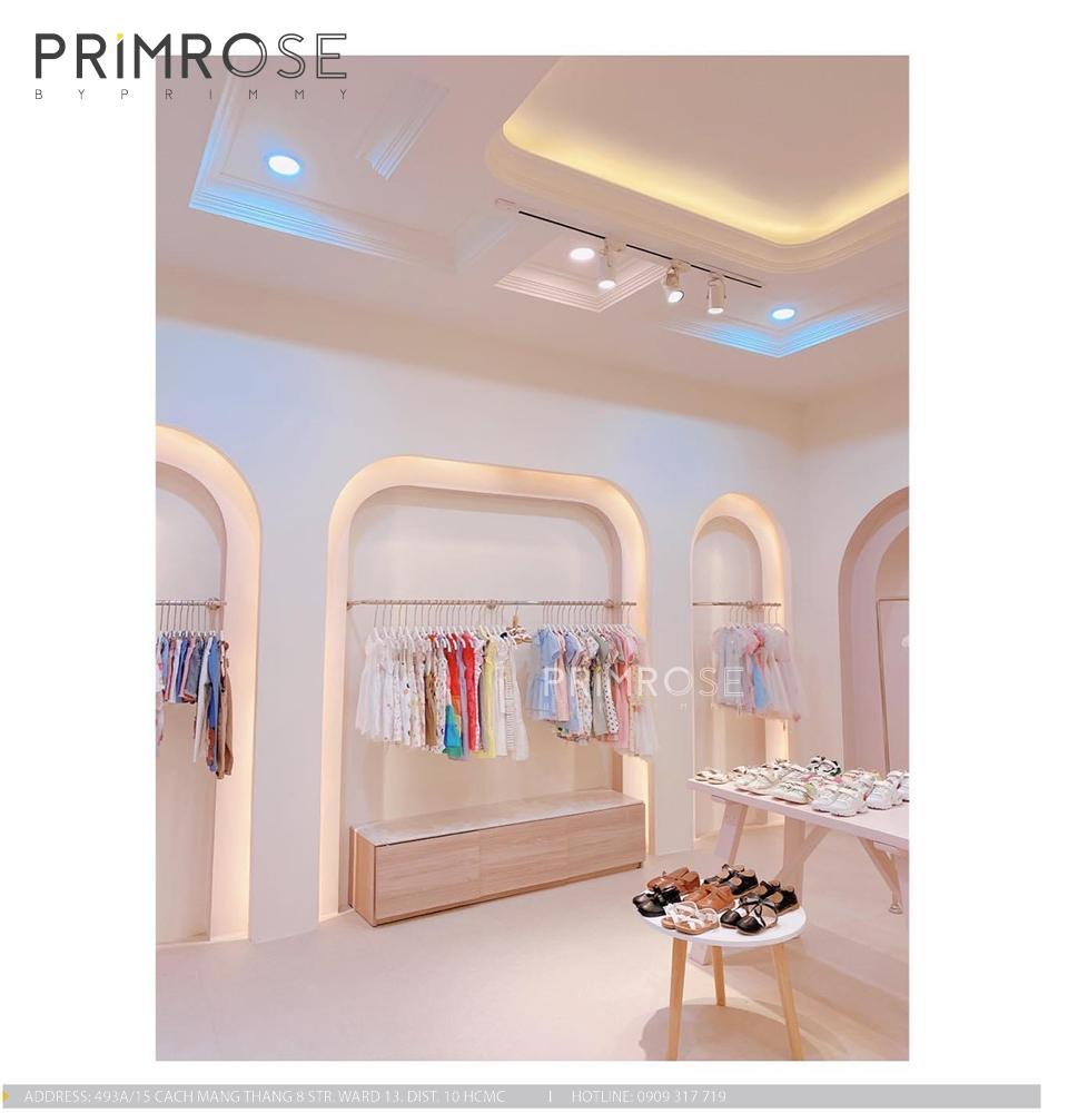 Thiết kế shop thời trang M.Mây Closet thiet ke shop thoi trang 5