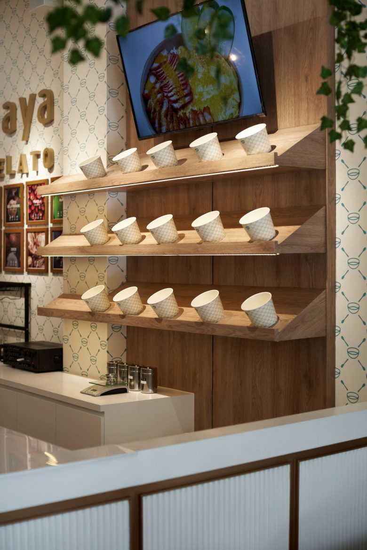 """""""Tô xanh"""" thiết kế nhà hàng phong cách nhiệt đới to diem khong gian nha hang phong cach nhiet doi 6"""